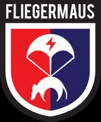 Wappen Fliegermaus