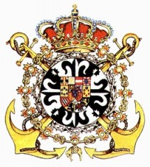 Escudo De La real armada