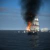 Trincomalee inglesa ardiendo 2
