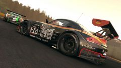 BMW Z4 GT3 - Spa Francorchamps