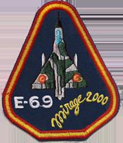 Mirage E69 small