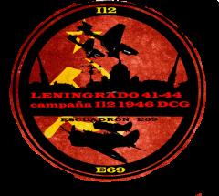 CAMPAÑA LENINGRADO IL1 1946