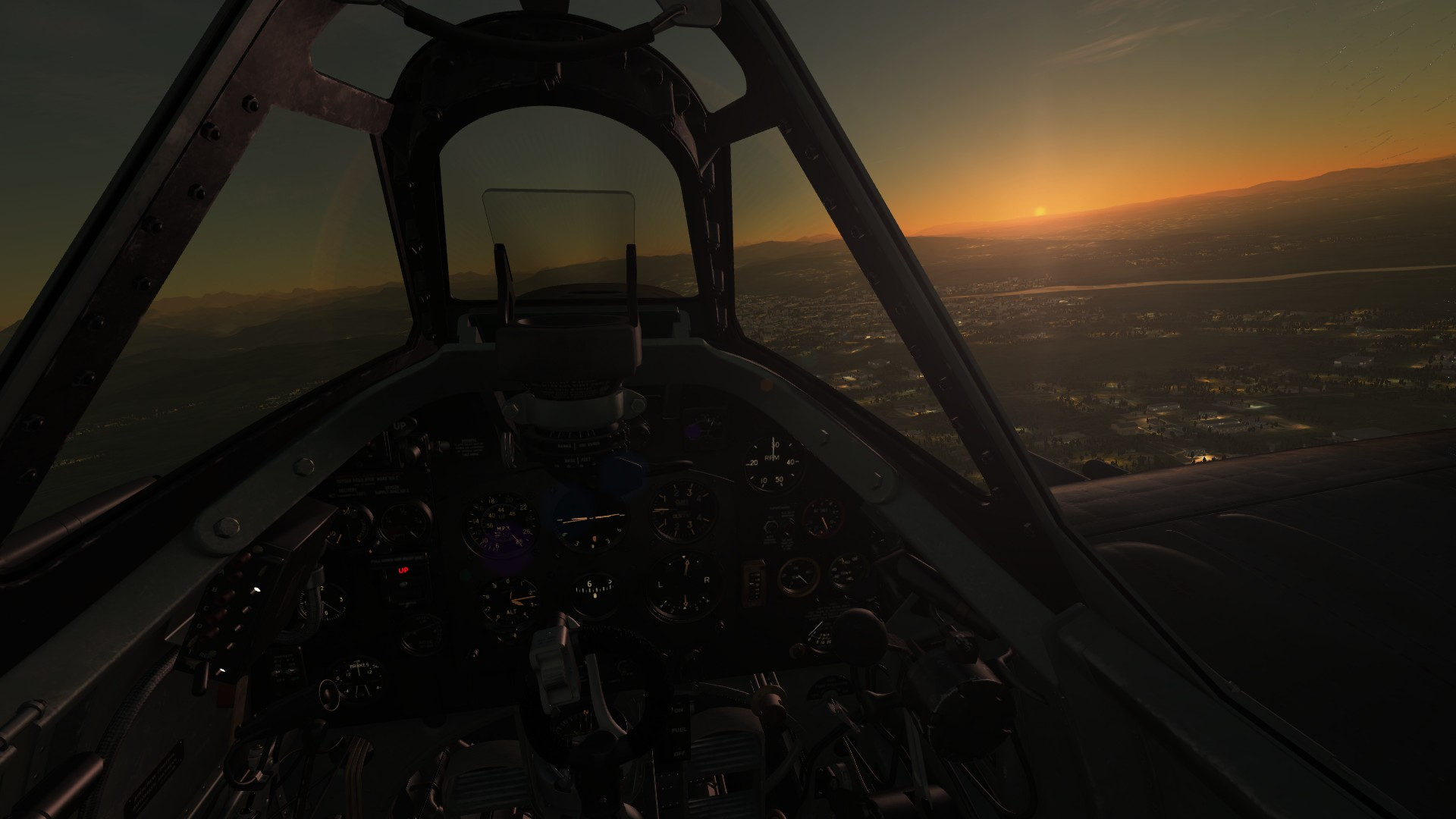 Spitfire Mk. IX DCS