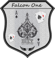 Emblema Ala Huey