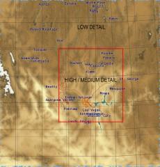 NTTR Map