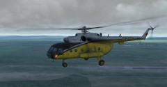 DCS Mi-8 Aeroflot Amarillo