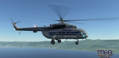 Mi-8 Colores Aviaco