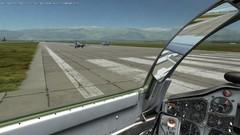 Segunda salida del exámen con los Mig-29.