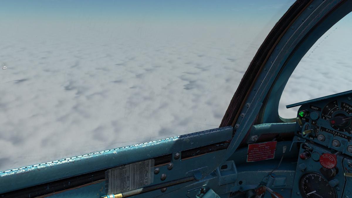 Suelo de nubes