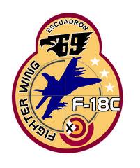 escuadron 69 ala F-18C parche variacion.jpg
