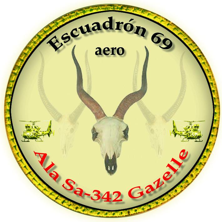 Emblema Ala Gazelle