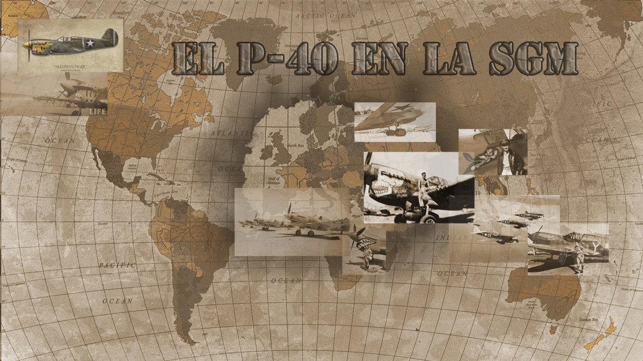 Campaña P-40