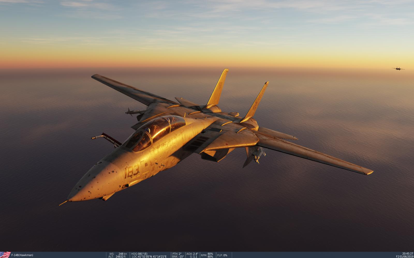 DCS F-14A/B Tomcat