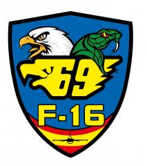 ESCUDO F16