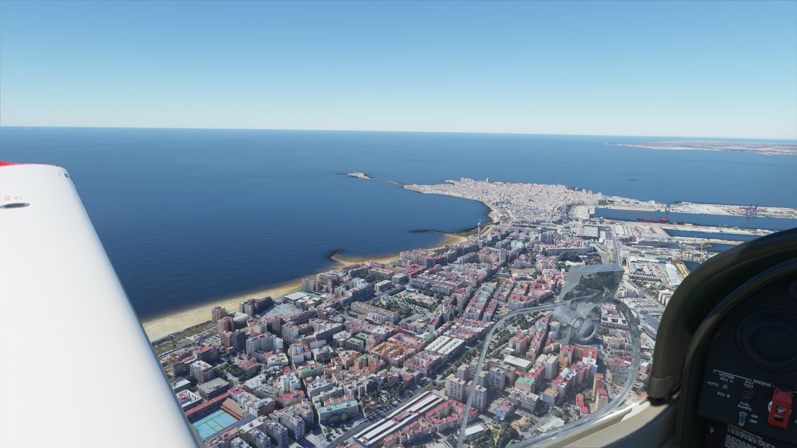 Cádiz fotogrametría